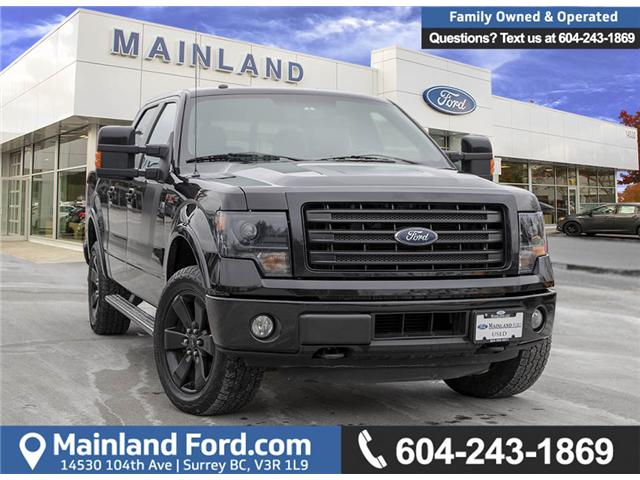 2014 Ford F-150 FX4 (Stk: P04502A) in Surrey - Image 1 of 28