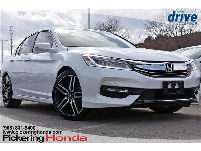 2017 Honda Accord Touring (Stk: P4708) in Pickering - Image 1 of 29