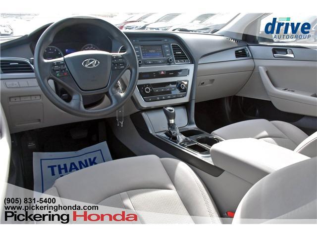 2015 Hyundai Sonata GL (Stk: U465A) in Pickering - Image 2 of 23