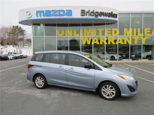 2012 Mazda Mazda5 GS (Stk: 18270A) in Hebbville - Image 1 of 14