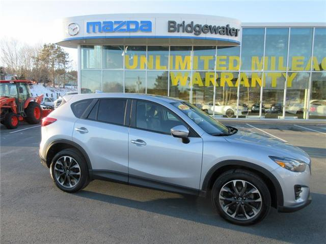 2016 Mazda CX-5 GT (Stk: 19071A) in Hebbville - Image 1 of 18