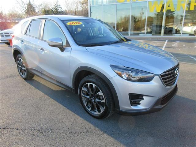 2016 Mazda CX-5 GT (Stk: 19071A) in Hebbville - Image 2 of 18