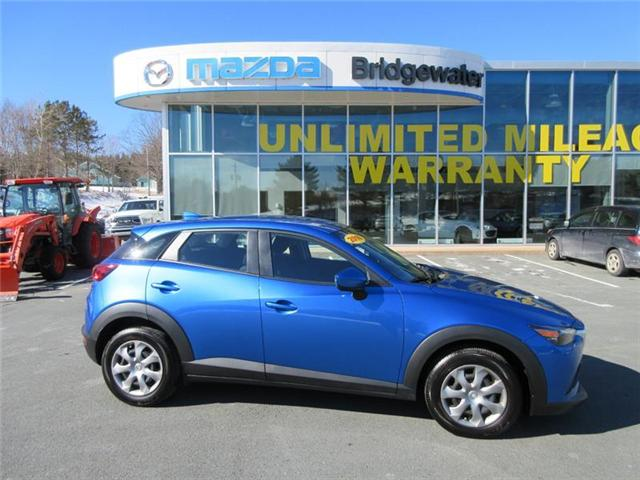 2016 Mazda CX-3 GX (Stk: 18280) in Hebbville - Image 1 of 17