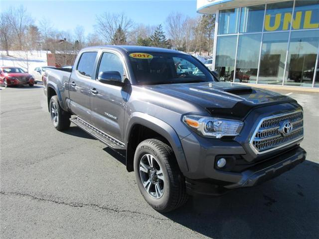 2017 Toyota Tacoma  (Stk: 18246) in Hebbville - Image 2 of 21