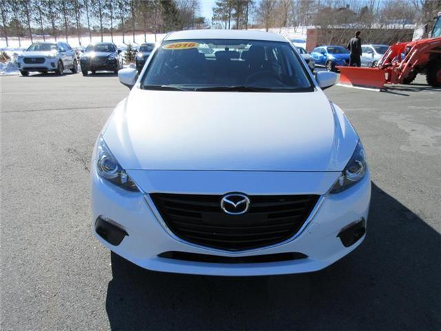 2016 Mazda Mazda3  (Stk: 18209A) in Hebbville - Image 3 of 13