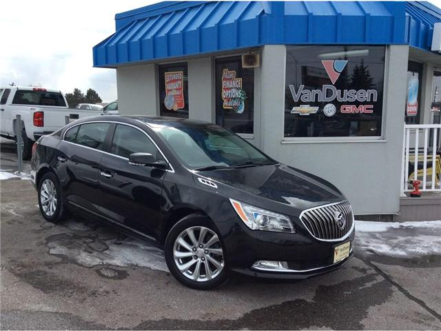 2015 Buick LaCrosse Leather (Stk: B7326) in Ajax - Image 1 of 27