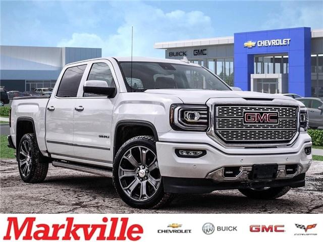 2016 GMC Sierra 1500 DENALI-GM CERTIFIED PRE-OWNED-1 ONWER-CLEAN! (Stk: 243481A) in Markham - Image 1 of 27
