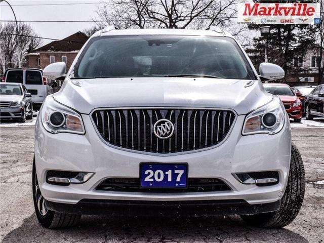 2017 Buick Enclave PREMIUM-AWD-GM CERTIFED PRE-OWNED-1 OWNER (Stk: 153986A) in Markham - Image 2 of 26
