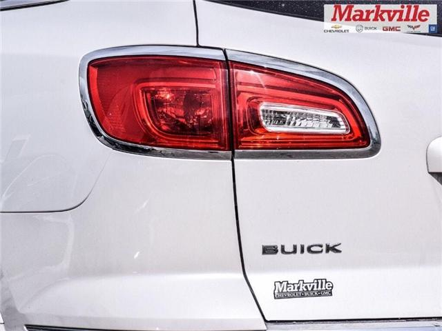 2017 Buick Enclave PREMIUM-AWD-GM CERTIFED PRE-OWNED-1 OWNER (Stk: 153986A) in Markham - Image 4 of 26