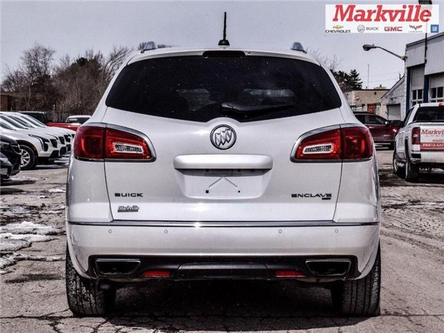 2017 Buick Enclave PREMIUM-AWD-GM CERTIFED PRE-OWNED-1 OWNER (Stk: 153986A) in Markham - Image 5 of 26