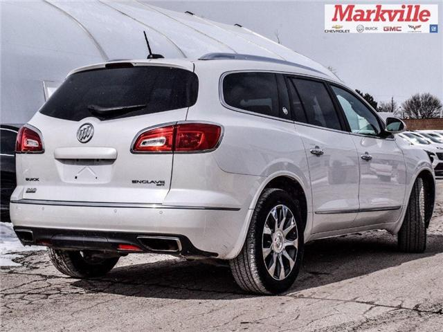 2017 Buick Enclave PREMIUM-AWD-GM CERTIFED PRE-OWNED-1 OWNER (Stk: 153986A) in Markham - Image 7 of 26