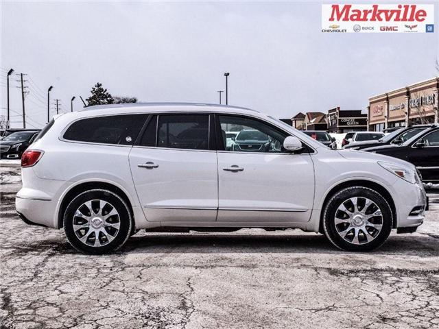 2017 Buick Enclave PREMIUM-AWD-GM CERTIFED PRE-OWNED-1 OWNER (Stk: 153986A) in Markham - Image 8 of 26