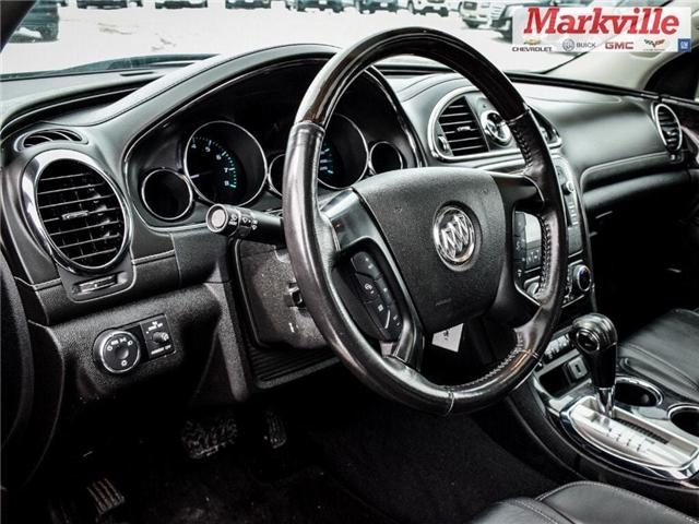 2017 Buick Enclave PREMIUM-AWD-GM CERTIFED PRE-OWNED-1 OWNER (Stk: 153986A) in Markham - Image 11 of 26