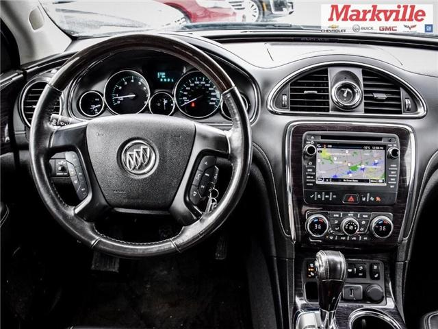 2017 Buick Enclave PREMIUM-AWD-GM CERTIFED PRE-OWNED-1 OWNER (Stk: 153986A) in Markham - Image 20 of 26