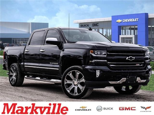 2017 Chevrolet Silverado LTZ-CREW-NAVI-ROOF-GM CERTIFIED PRE-OWNED-1 OWNER (Stk: 258624A) in Markham - Image 1 of 29