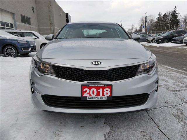 2018 Kia Optima LX | KEYLESS ENTRY | HTD SEATS | SIRIUSXM | (Stk: DR82) in Brantford - Image 2 of 30
