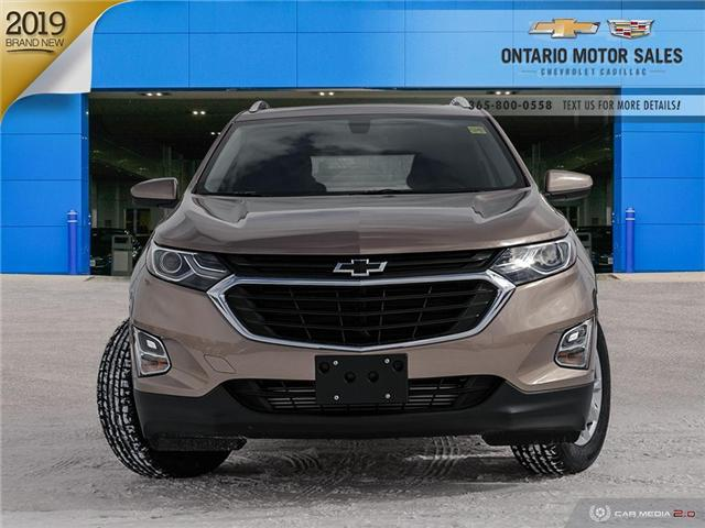2019 Chevrolet Equinox LT (Stk: 9233368) in Oshawa - Image 2 of 19