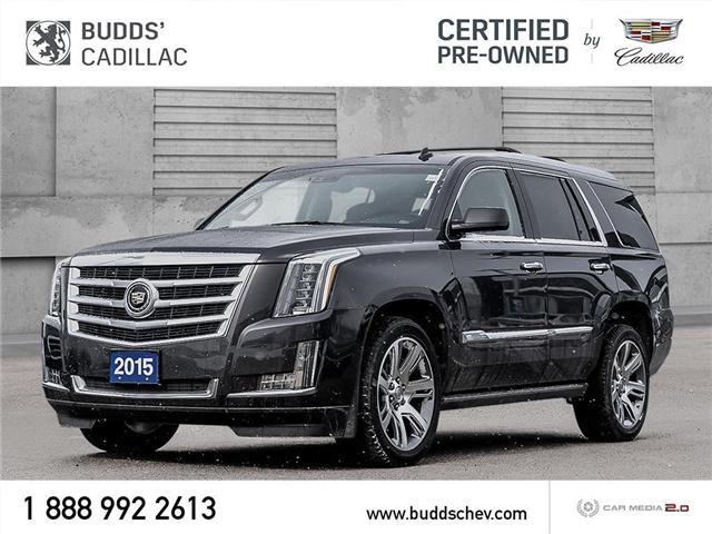 2015 Cadillac Escalade Premium (Stk: ES9005A) in Oakville - Image 1 of 25