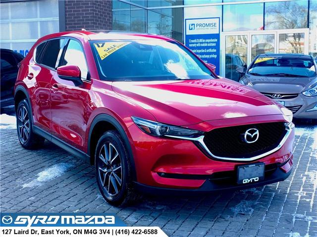 2017 Mazda CX-5 GT (Stk: 28479A) in East York - Image 1 of 30