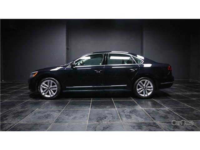 2017 Volkswagen Passat 1.8 TSI Highline (Stk: CJ19-87) in Kingston - Image 1 of 37
