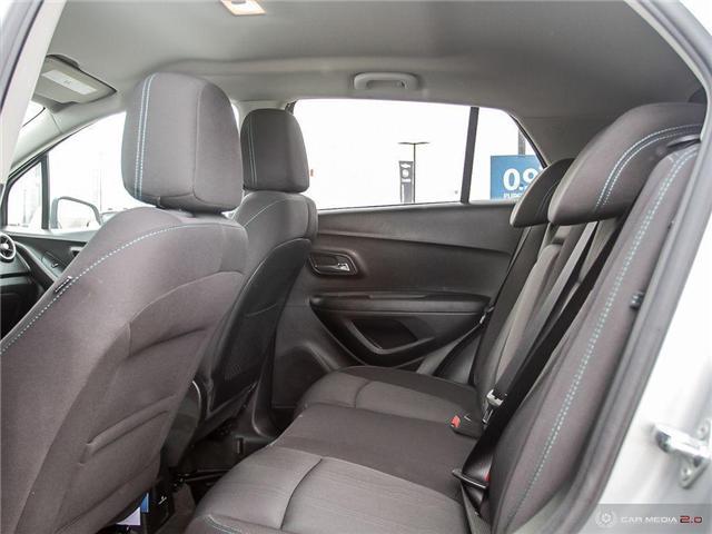 2015 Chevrolet Trax 1LT (Stk: 196) in Georgetown - Image 24 of 27