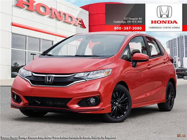 2019 Honda Fit Sport (Stk: 19547) in Cambridge - Image 1 of 24