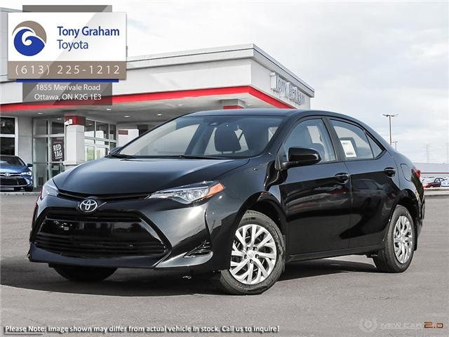 2019 Toyota Corolla XLE Package (Stk: 57561) in Ottawa - Image 1 of 23