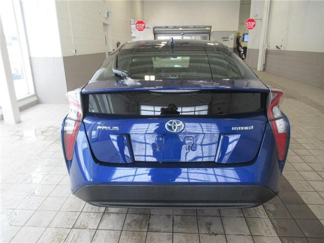 2016 Toyota Prius Technology (Stk: 15907A) in Toronto - Image 4 of 16