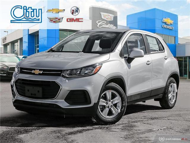 2019 Chevrolet Trax LS (Stk: 2922237) in Toronto - Image 1 of 27