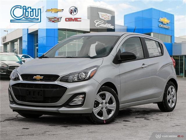 2019 Chevrolet Spark LS CVT (Stk: 2927058) in Toronto - Image 1 of 25