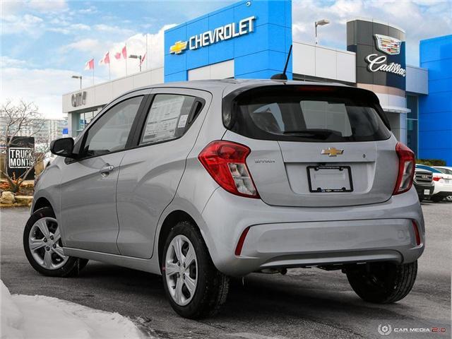 2019 Chevrolet Spark LS CVT (Stk: 2927058) in Toronto - Image 4 of 25