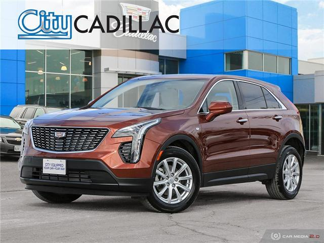 2019 Cadillac XT4 Luxury (Stk: 2971279) in Toronto - Image 1 of 27