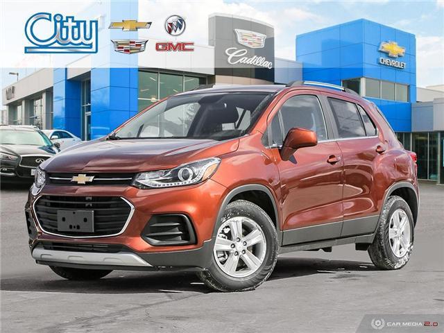 2019 Chevrolet Trax LT (Stk: 2927435) in Toronto - Image 1 of 27