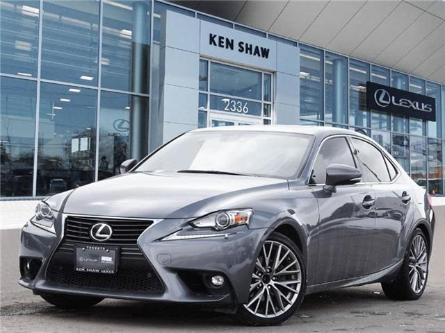 2015 Lexus IS 250 Base (Stk: 15818AB) in Toronto - Image 1 of 19