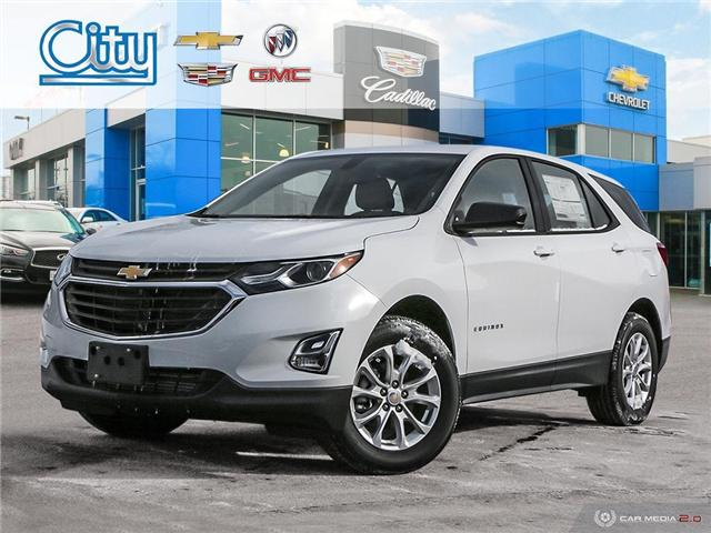 2019 Chevrolet Equinox LS (Stk: 2954009) in Toronto - Image 1 of 27