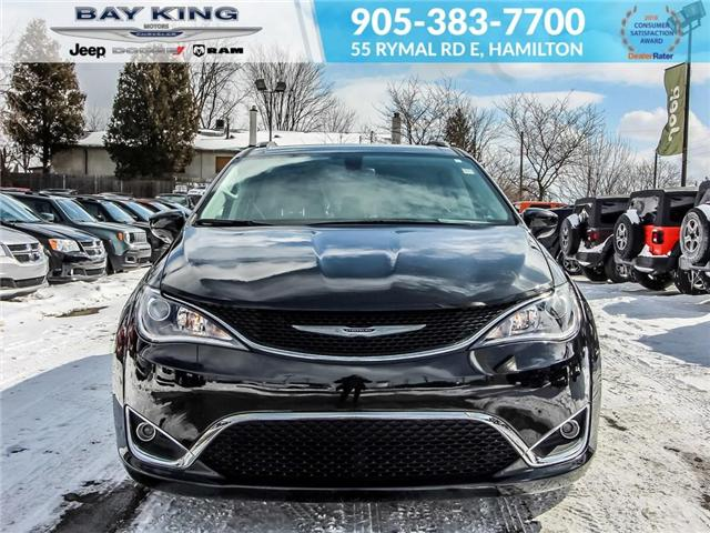 2018 Chrysler Pacifica Touring-L Plus (Stk: 6754R) in Hamilton - Image 2 of 24
