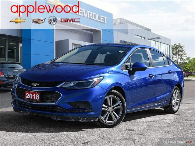 2018 Chevrolet Cruze LT Auto (Stk: 5358A) in Mississauga - Image 1 of 27