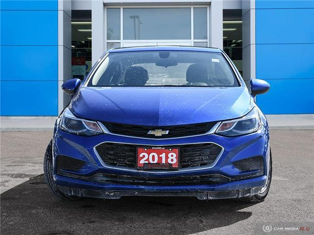 2018 Chevrolet Cruze LT Auto (Stk: 5358A) in Mississauga - Image 2 of 27