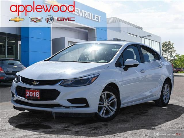 2018 Chevrolet Cruze LT Auto (Stk: 9838A) in Mississauga - Image 1 of 27