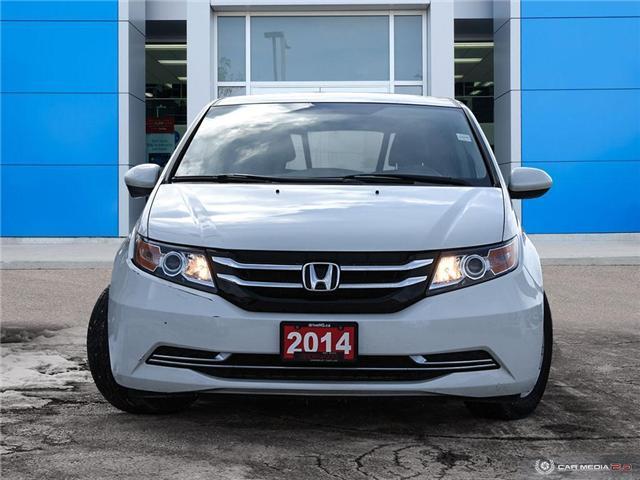 2014 Honda Odyssey EX (Stk: 8442P) in Mississauga - Image 2 of 27