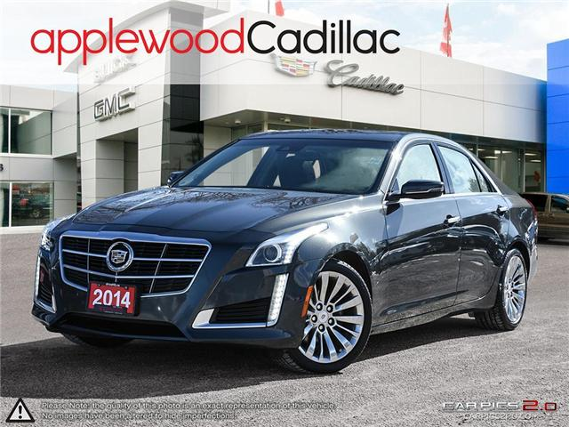 2014 Cadillac CTS 3.6L Luxury (Stk: 7986TN) in Mississauga - Image 1 of 27