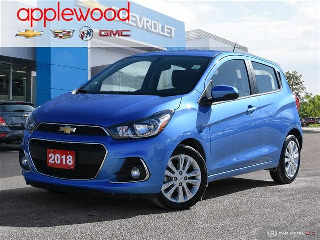 2018 Chevrolet Spark 1LT CVT (Stk: 8391A) in Mississauga - Image 1 of 27