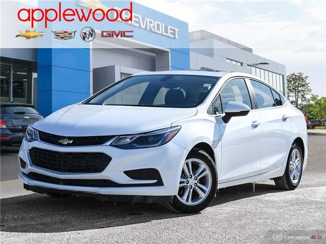 2018 Chevrolet Cruze LT Auto (Stk: 2561A) in Mississauga - Image 1 of 27