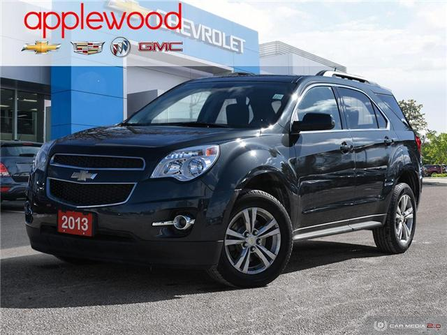 2013 Chevrolet Equinox 1LT (Stk: 2669A) in Mississauga - Image 1 of 27