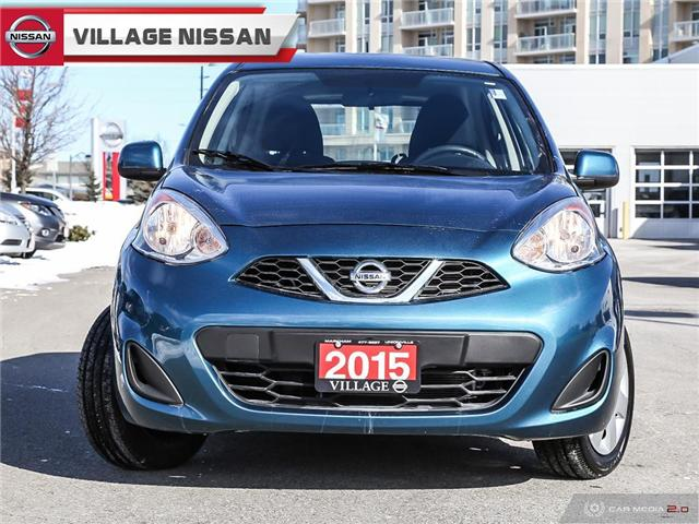 2015 Nissan Micra SV (Stk: 90253A) in Unionville - Image 2 of 27