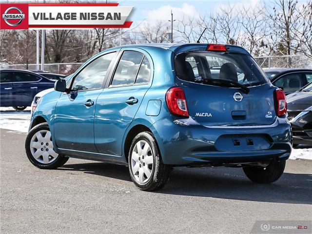 2015 Nissan Micra SV (Stk: 90253A) in Unionville - Image 4 of 27