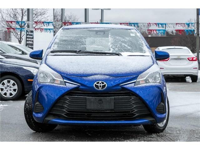 2018 Toyota Yaris  (Stk: 7829PR) in Mississauga - Image 2 of 18