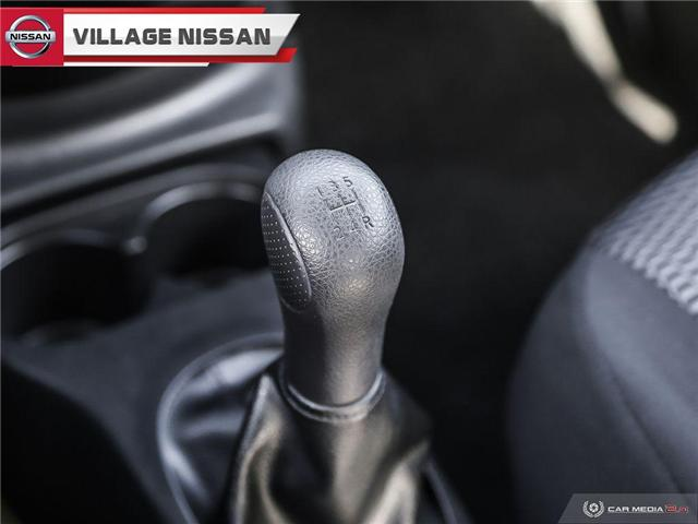 2015 Nissan Micra SV (Stk: 90253A) in Unionville - Image 19 of 27