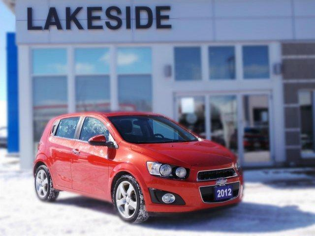 2012 Chevrolet Sonic LT (Stk: C9197A) in Southampton - Image 1 of 16