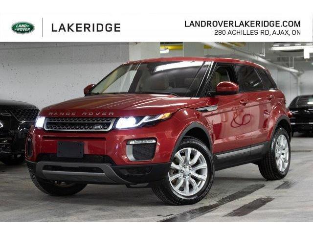 2016 Land Rover Range Rover Evoque SE (Stk: P0112) in Ajax - Image 1 of 28